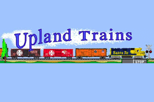 Upland Trains proudly supports the Fairplex Garden Railroad
